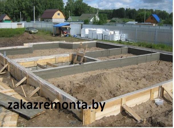 Расценки на все виды работ по бетон емкость для растворов строительных